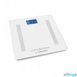 Esperanza EBS016W B.FIT 8 in1 Bluetooth fürdőszoba mérleg fehér