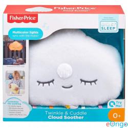 Mattel Fisher-Price: Édes álmok világító felhőcske (GJD44)