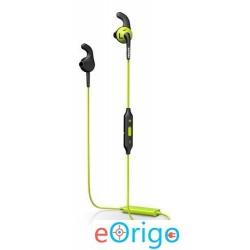 Philips SHQ6500CL/00 Bluetooth Sportfülhallgató mikrofonnal lime-fekete