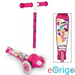 Mondo Toys Disney Hercegnők Twist&Roll háromkerekű roller (18011)