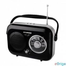 Hyundai PR100 rádió fekete