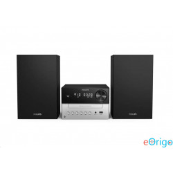 Philips TAM3205/12 mikro Hi-Fi fekete-ezüst