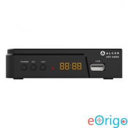 Alcor HDT-4400S DVB-T2 digitális vevő