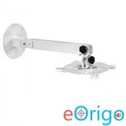 Hama állítható fali / mennyezeti projektor tartó fehér