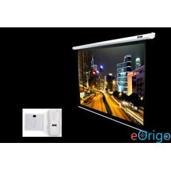 Elite Screen 125˝ (16:9) Electric 125XH Projektor Vászon Fehér + Távirányító