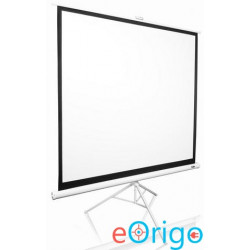 Elite Screen 71˝ (1:1) /127x127 cm/ T71NWS1 Hordozható Vászon Fehér