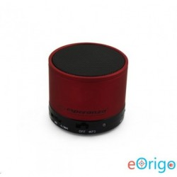 Esperanza EP115C Ritmo Bluetooth hangszóró piros