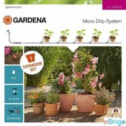 Gardena 13005-20 MD bővítő készlet cserepes növényekhez L méret