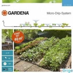 Gardena 13015-20 MD indulókészlet virág- és növényágyásokhoz