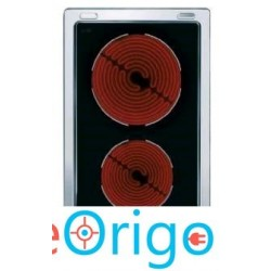 Whirlpool AKT 315 IX Domino 2 zónás üvegkerámia főzőlap