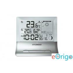 Hyundai WS2266 időjárás állomás ezüst