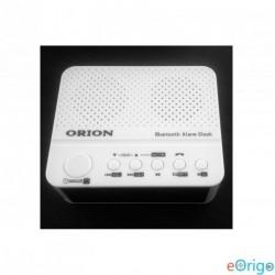 Orion OALC-5608W bluetooth ébresztőóra FM rádióval fehér