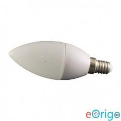 Optonica LED Gyertya E14 230V 6W 480Lm 3000K
