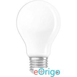 Osram STAR LED fényforrás E27 7W körte hideg fehér matt