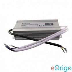 Optonica LED Szalag tápegység 60W 5A 12V vízálló fém ház