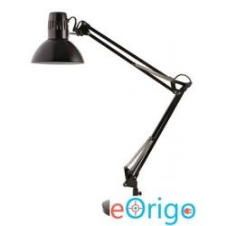 Alba Architect asztali lámpa 11 W fekete