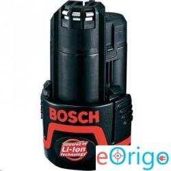 Bosch GBA 12 V 2.0Ah ütésálló pótakku Li-Ion
