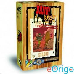 Asmodee Bang! Dodge City kártyajáték kiegészítő angol nyelvű