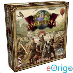 Asmodee A világ története társasjáték
