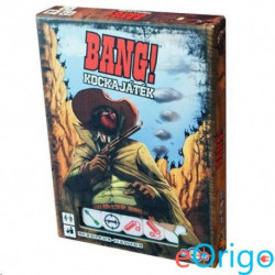 Asmodee Bang! A kockajáték társasjáték