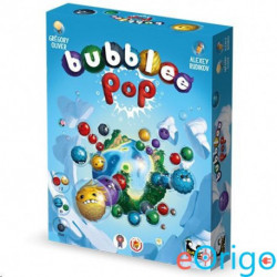 Asmodee Bubblee pop társasjáték - Angol nyelvű /BAN003BU