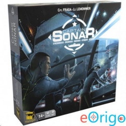 Asmodee Captain Sonar társasjáték