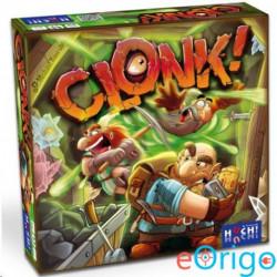 Asmodee Clonk! társasjáték