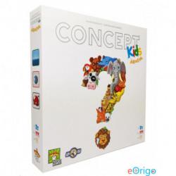 Asmodee Concept Kids: Állatok társasjáték