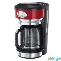 Russell Hobbs 21700-56 retro piros-fekete kávéfőző