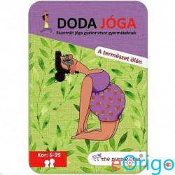 Asmodee Doda jóga: A természet ölén jóga gyermekeknek