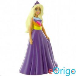 Comansi Barbie Dreamtopia: Lila ruhában játékfigura