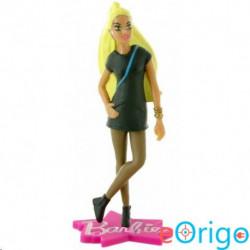 Comansi Barbie Fashion: Fekete ruhában játékfigura