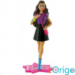 Comansi Barbie Fashion: Pink táskával játékfigura
