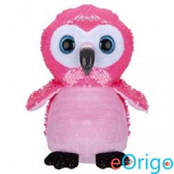 Flair Toys Shimmeez: Simiflitter Flamingó plüss figura