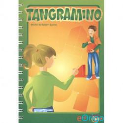 Fox Mind Tangramino foglalkoztató könyv