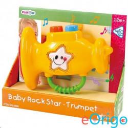 Playgo Trombita hanggal bébi hangszer