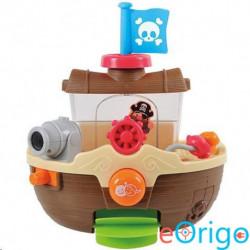 Playgo Kalózhajó bébi fürdőjáték