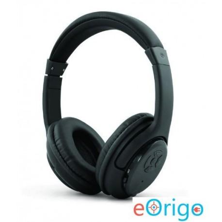 Esperanza LIBERO mikrofonos vezeték nélküli fejhallgató fekete - eOrigo b73f7ec86d