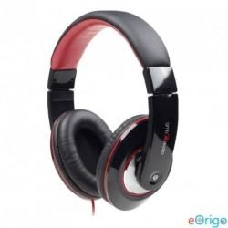 Gembird MHS-BOS fejhallgató fekete