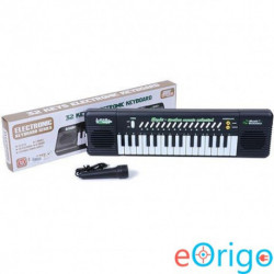 MK Toys 32 billentyűs elektronikus szintetizátor mikrofonnal