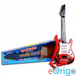 MK Toys Rockband gitár fénnyel és hanggal