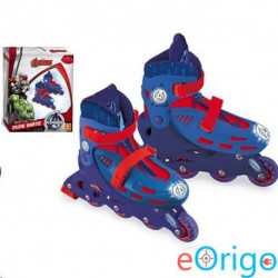 Mondo Toys Bosszúállók soros négykerekű görkorcsolya 33-36-os