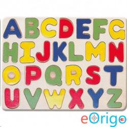 Bino Toys ABC formapuzzle