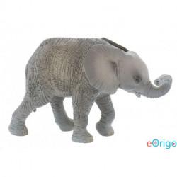 Bullyland Afrikai elefánt borjú játékfigura