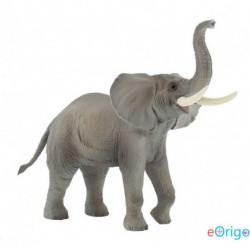 Bullyland Afrikai elefánt játékfigura