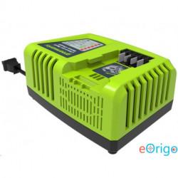 Greenworks G40UC4 univerzális akkumulátor töltő, 40V, 4A