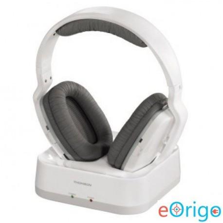 Thomson WHP3311 vezeték nélküli fejhallgató fehér - eOrigo 8a6e23d006