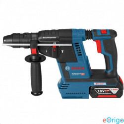 Bosch Professional GBH 18V-26, Akkus fúrókalapács SDS Plus, koffer (0611909003)