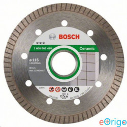Bosch 2608602478 Best for Ceramic gyémánt darabolótárcsa, 115-22,23 mm