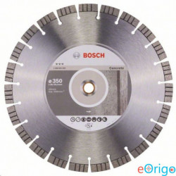 Bosch 2608602658 Best for Concrete gyémánt darabolótárcsa, 350-20/25,4 mm